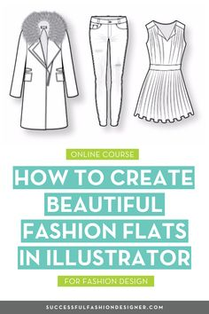 400 Best Adobe Illustrator For Fashion Images In 2020 Fashion Templates Adobe Illustrator Fashion Design