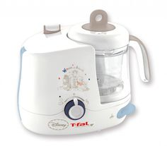 T Fal Baby Food Processor with Blender and Steamer Good Design