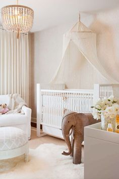 Baby girl nursery room ideas | Create a safe, loving, and beautiful environment for your child with our top five nursery ideas.