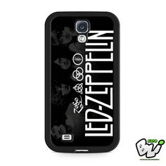 Led Zeppelin Samsung Galaxy S4 Case