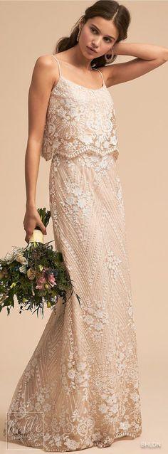 Wedding Dress by BHLDN #weddingdress
