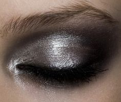 Make-up at Valentino Haute Couture Spring 2009.