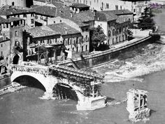 On April 24th, 1945, the day before War World II was to end for Ital,y the retiring Nazi-Fascist troops blew the Castelvecchio bridge over the Adige River, in the iconic city of Verona. Luckily some smart inhabitants decided to put a number in each of the blown stones that composed the bridge a move that great facilitated the reconstruction of the bridge that was started just a few months after the end of the war.