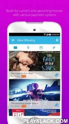 GMovies  Android App - playslack.com ,  Install GMovies - the Philippines' #1 movie ticketing app. Get the latest showtimes, trailers, and guaranteed tickets wherever you are. Plan your movie date ahead without even setting foot on the cinema! Make a beeline for the movie theater's door, pull out the e-ticket from the app or your phone's gallery and present it to the cinema porter. How awesome is that?Buy your movie tickets for your favorite cinemas:•Power Plant Mall•Lucky…