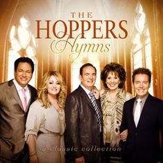 The Hoppers, probably my FAVORITE mixed Southern Gospel Group.  They have a harmony that just won't stop, and of course Kim's voice is THE BEST!