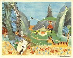 Moomin by Tove Jansson 3