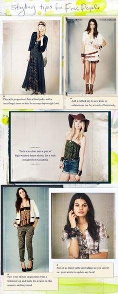 this is how we do it | Free People Blog #freepeople