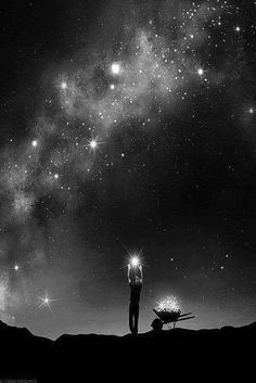 Harvesting the stars for you. ~ETS