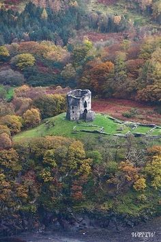 Castle Dolbadarn, North Wales