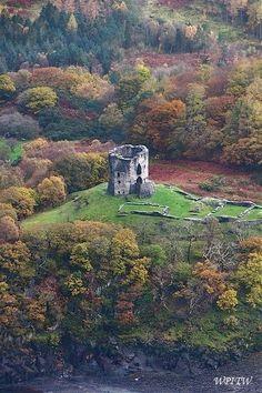 Castle Dolbadarn, North Wales