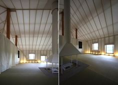 Même Experimental House is Kengo Kuma's latest foray to the edges of architecture. Inspired by vernacular chise homes, the dwelling is insulated with recycled PET in Japan