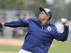Tigers' Gose confident he can become an MLB star