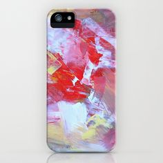 Magma iPhone & iPod Case by Jenny Vorwaller - $35.00
