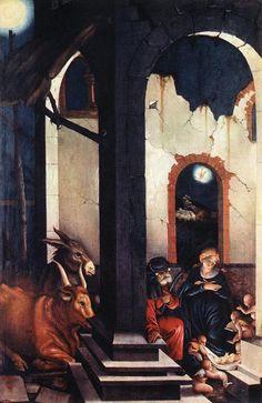 Baldung Grien, Nativity, 1520.