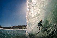 Marlon Lipke - Surfing