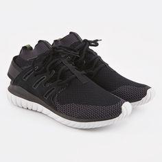 Adidas Tubular Nova PK - Black/Black (Image 1)