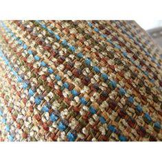 Plutus Chuleta Handmade Throw Pillow, Double Sided, Brown