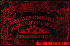 A beautiful collection including our most popular Ouija boards. Big Wolf, Witch Board, Horror Artwork, The Exorcist, Ouija, Occult, Tarot, Boards, Angel