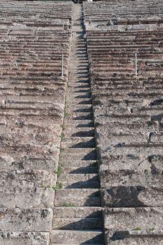 Epidauro - Teatro