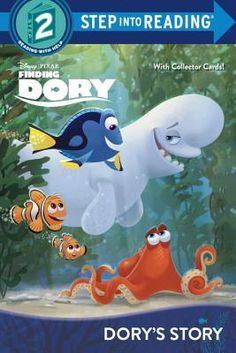 Dory's Story (Disney/Pixar Finding Dory) (Step into Reading #2)