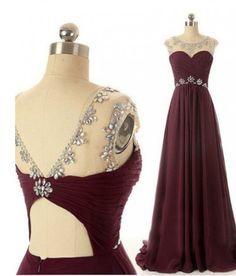 burgundy prom Dress,charming Prom Dress,cheap prom dress,2016 prom dress,Long prom dress,BD1203