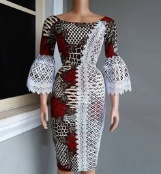 Thirty Trendy Ankara Gown Styles For You - Fashion Ruk African Fashion Ankara, Latest African Fashion Dresses, African Fashion Designers, African Print Fashion, Africa Fashion, African American Fashion, American Women, Native American, Ankara Dress Styles