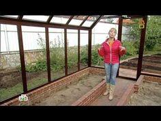 Дачный ответ - Сад расходящихся тропок на шести сотках - YouTube