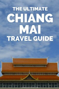 CHIANG MAI, THAILAND TRAVEL GUIDE | young couple budget honeymoon what to do 5 days temples night market old town location hotel accommodation transportation private car river cruise food what to eat animal tourism sunday night market shopping massage vlog video vlogger blog blogger youtube cooking class baan thai