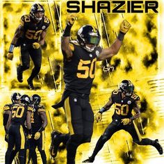 """1,291 Likes, 17 Comments - Pittsburgh Steelers Enthusiast (@blitzburghnation) on Instagram: """"Shazier is definitely the to our defense to make that run for that 7th Lombardi trophy. Here We…"""""""