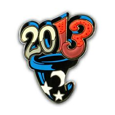 Happy New Year 2013 from Open Vault Disney!