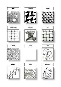1000  images about zentangle on pinterest