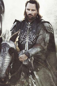 """Aragorn""""I do not fear death."""""""