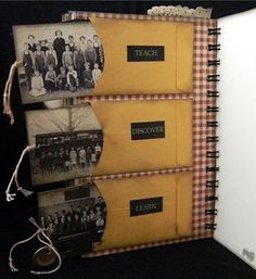 altered books LOVE t