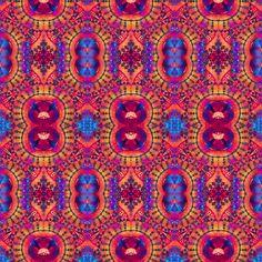 Iridescent Eights fabric by loriwierdesigns on Spoonflower - custom fabric