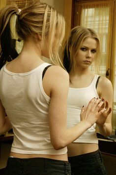 """Avril Lavigne - looking here like she could fit the role of either 'Lana' in """"Soul Saviour"""" or 'Emily' in GET EMILY"""" and """"For Anastasia""""..."""