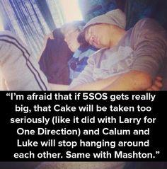 I'm scared pls promise this won't happen