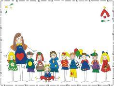 Marcos de diplomas infantiles - Imagui