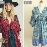 Patrón de costura libre y Tutorial: Pueblo Libre inspirado vestido de verano