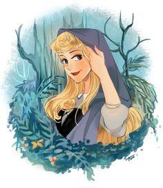 Sleeping Beauty, Aurora