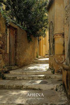 Athens by S. Lo, via Flickr