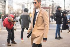 The Best Dressed Men of New York Fashion Week