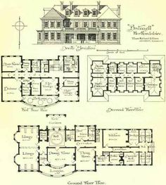 Large Country Houses 80