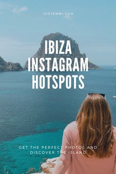 The best places in Ibiza, Spain, to take photos for Instagram. Ibiza Spain, Perfect Photo, Night Club, Travel Photos, The Good Place, Good Things, Island, Beach, Places