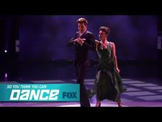 Casey & All-Star Kathryn: Top 10 Perform   SO YOU THINK YOU CAN DANCE   Season 11