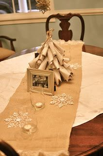 icraftwithlove: DIY Book Page Trees