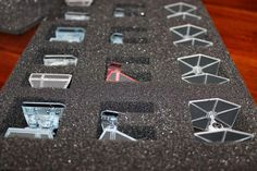 X-Wing: Pickfoam Storage Solution - Bell of Lost Souls