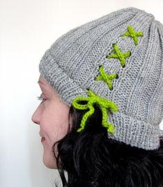 Gothic Romance Cuffs on Kollabora knitting cuff pattern, wrist