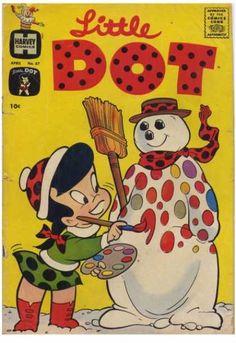 Little Dot Comics | Little Dot #67 via | buy on eBay | add
