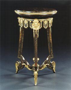 Изысканная мебель | Andre-Charles Boulle 1642 – 1732. Комментарии : LiveInternet - Российский Сервис Онлайн-Дневников