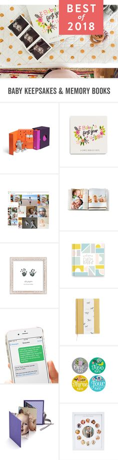 Childhood goes fast. Here are touching (and modern!) ways to record your little one's milestones. These personalized ideas and albums are an easy modern way to keep track of family photos and memories Baby Pictures, Baby Photos, Family Photos, Baby Announcement Photos, Baby Boy Themes, Baby Checklist, Newborn Essentials, Baby Keepsake, Baby List